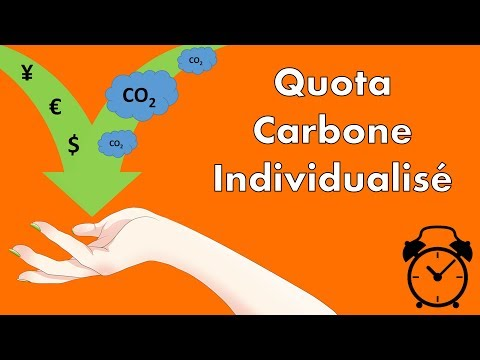 Quota Carbone Individualisé, un concept pour sauver le monde ?