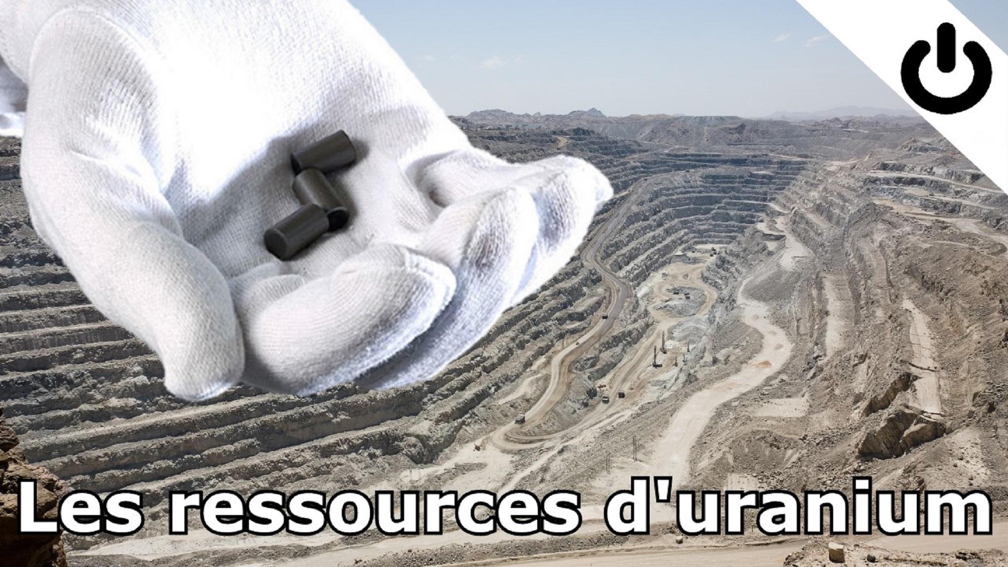 Ressources d'uranium
