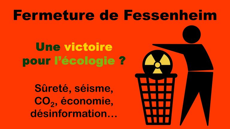 Fermeture Fessenheim